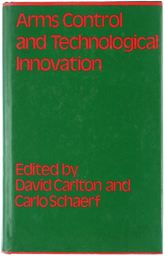Cover Book - Arms Control and Technological Innovation