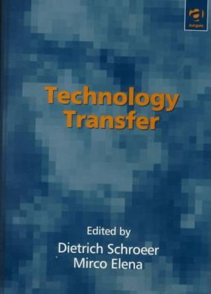 Cover book - Technology Transfer