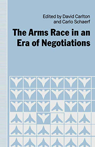 Cover Book The Arms Race in an Era of Negotiations