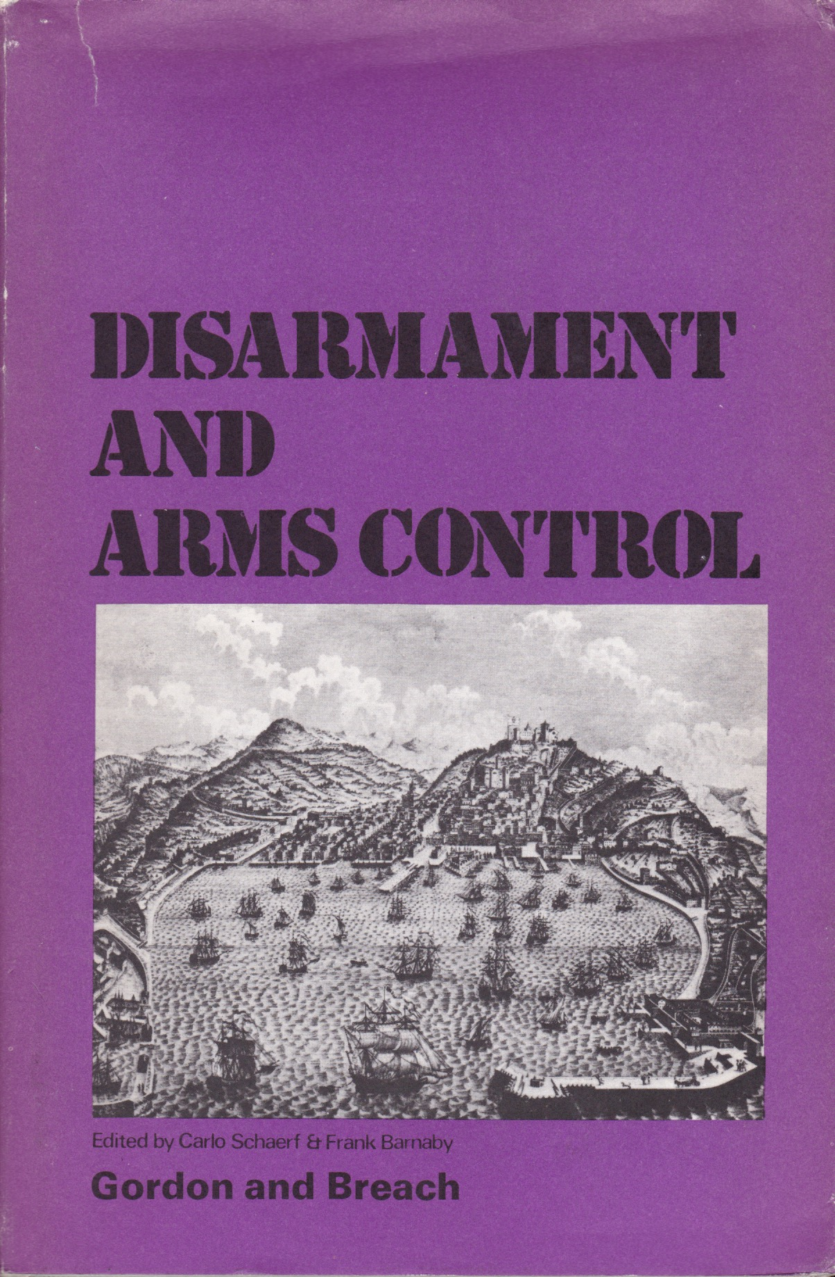 Book Cover - Disarmament and Arms Control Vol. III